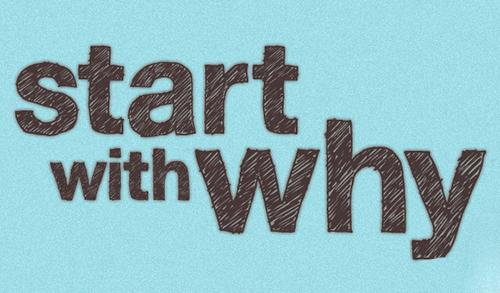 Tout commence par un pourquoi