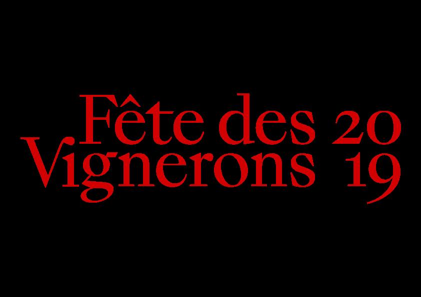 Fête des vignerons 2019