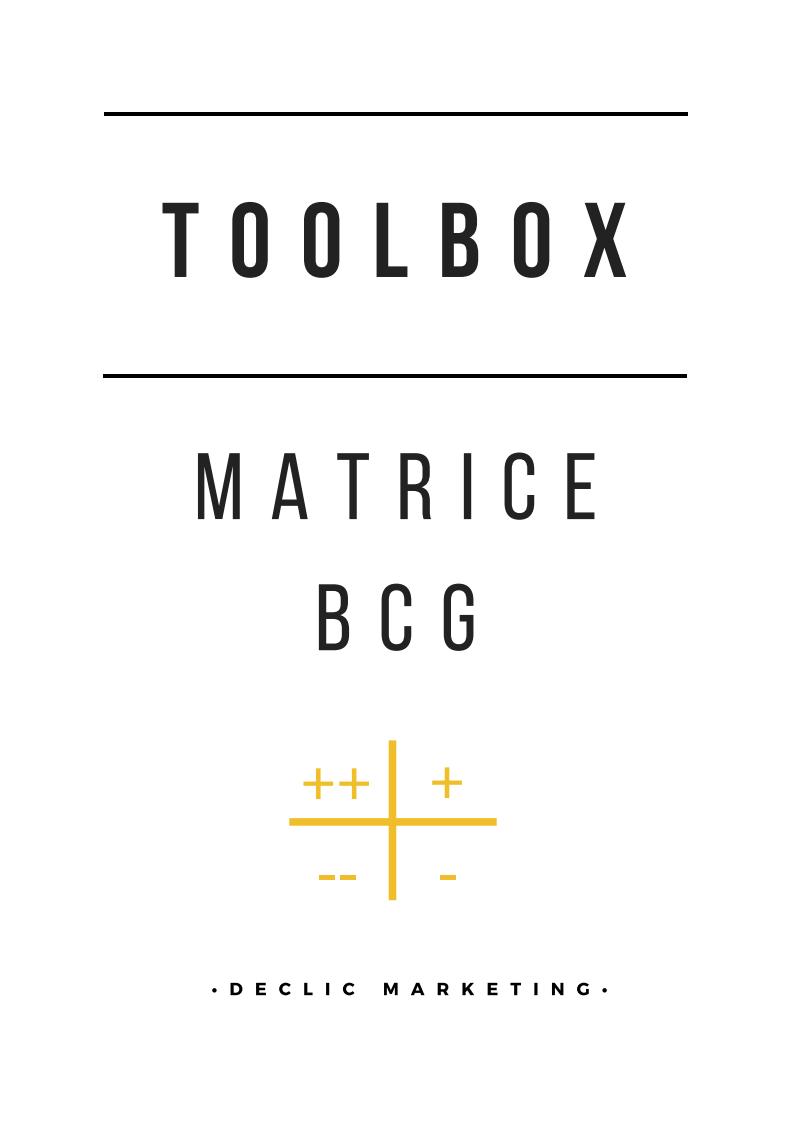 La matrice BCG');