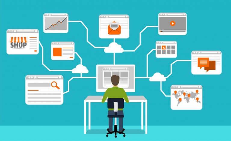 Le e-commerce: un canal de distribution très avantageux